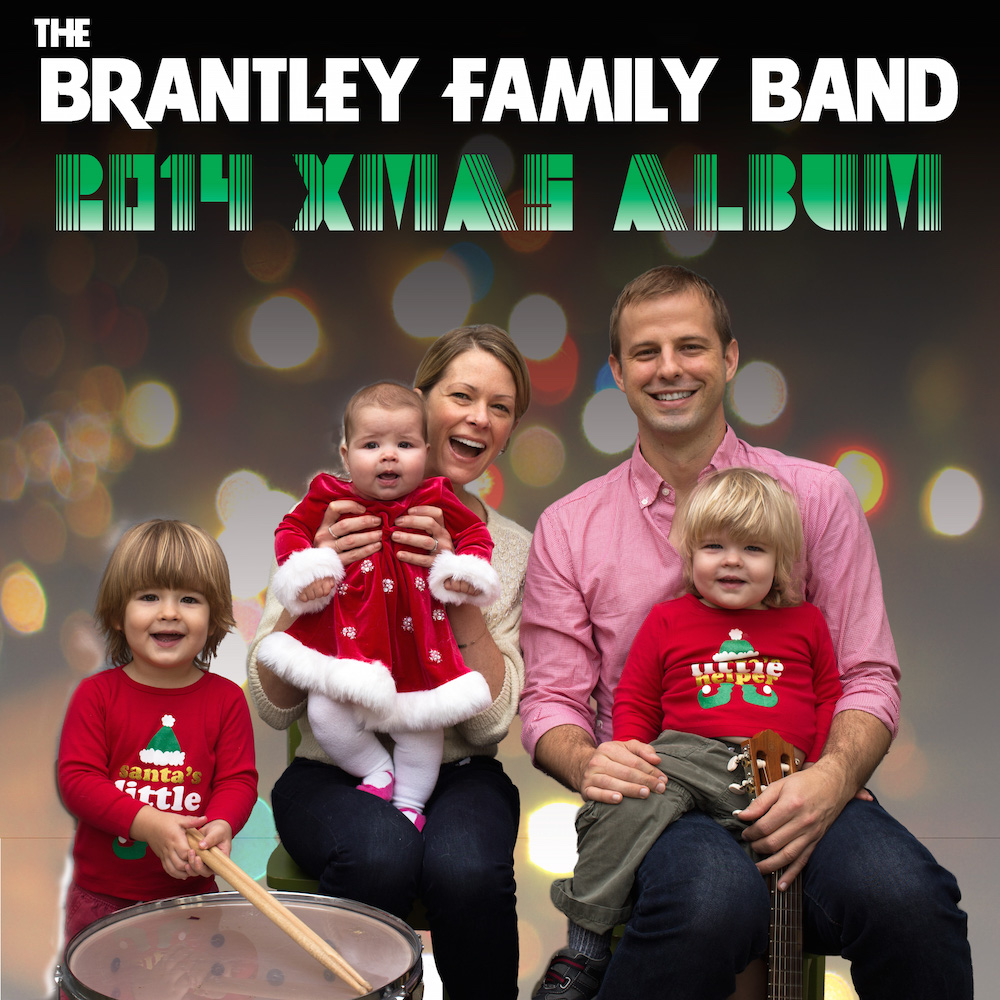 The Brantley Family Band 2014 Xmas Album