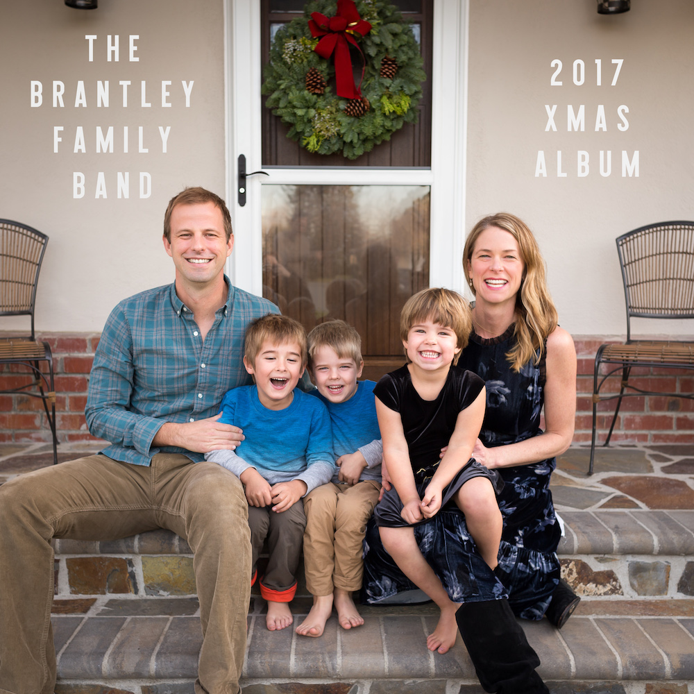 The Brantley Family Band 2017 Xmas Album