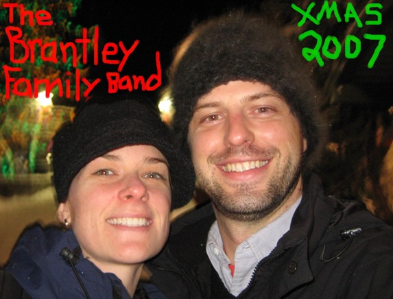 The Brantley Family Band 2007 Xmas Album