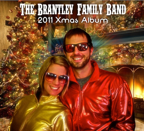 The Brantley Family Band 2011 Xmas Album